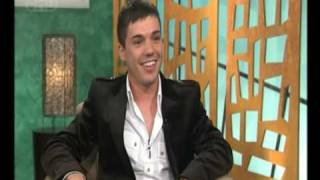 Anthony Callea interview 9 am Nov 28 2008 Part 1