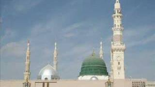 preview picture of video 'Medine 2007/2008 - Medina Görüntüleri, Klip, Bremen, Basdere, Achim, Ilahi, Makkah, the green dome, cennetül baki, al kaaba'