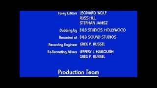 The Chipmunks Adventure Ending Credits