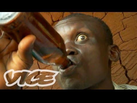 La dipsomanie alcoolisée tryasoutchka
