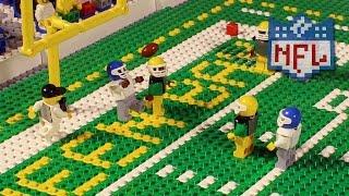 NFL 2016: New York Giants @ Green Bay Packers (Week 5) - Bricksports.de