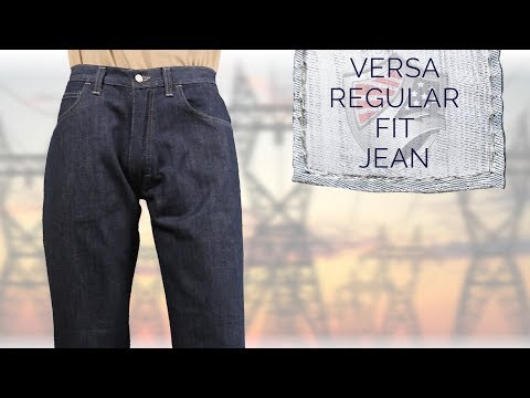 Versa Regular Fit Jean J24MT