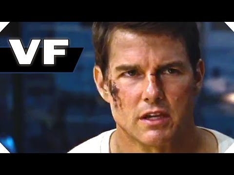 "JACK REACHER 2 ""Never Go Back"" - Bande Annonce VF + VOST (Tom Cruise - Action, 2016)"