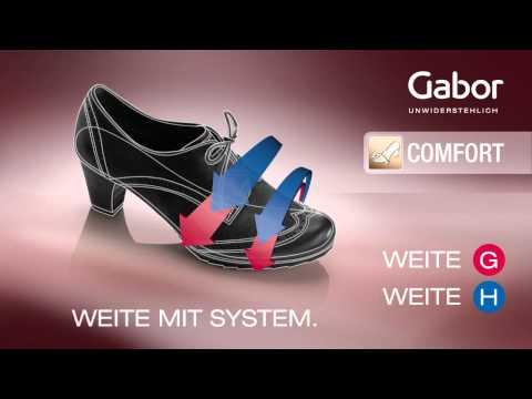Gabor Comfort Herbst/Winter 2012/13