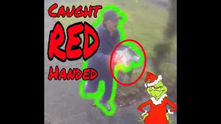 Thief caught red handed by Motorcycle Rider - Good Guy Biker