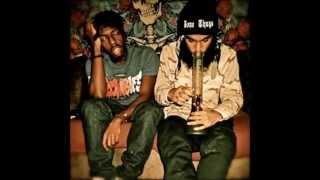 Flatbush Zombies - Did U Ever Think ft. Issa Gold & Joey Bada$$  (Lyrics)