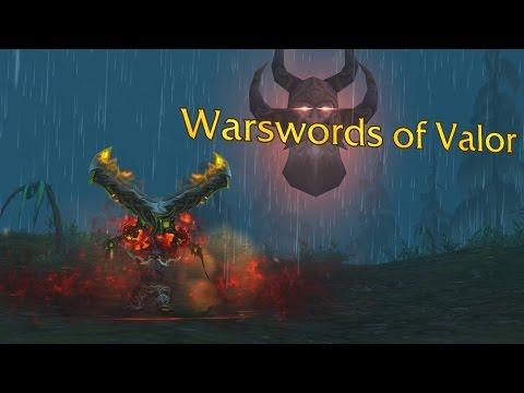 The Story of Warswords of Valarjar