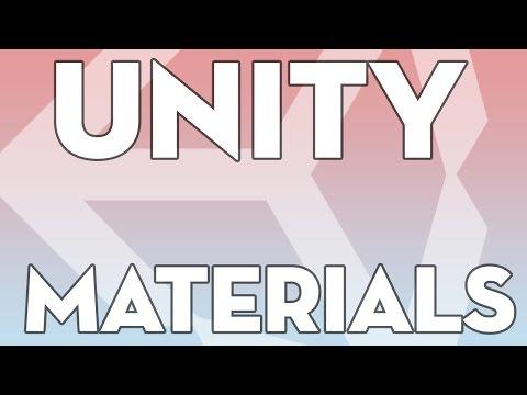 Unity Tutorials - Beginner 09 - Using Materials - Unity3DStudent.com