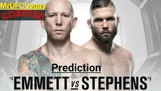 Prediction Show: UFC on Fox 28