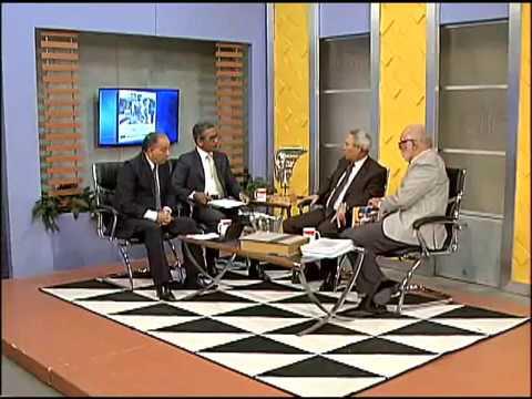 Entrevista a Isidoro Santana, Ministro del MEPyD, y Wilfredo Lozano, investigador de la ENI, en El Día