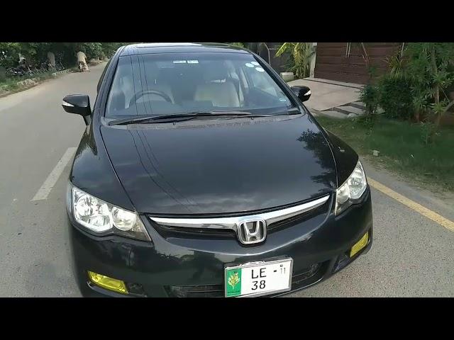 Honda Civic VTi Oriel Prosmatec 1.8 i-VTEC 2010 Video