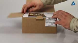 Частотный преобразователь Danfoss VLT Micro Drive FC 51 132F0003 0,75 кВт 220 В от компании ПКФ «Электромотор» - видео