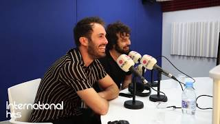 Entrevista A Arnau Griso  El Gusto Es Mío (Acústico)   International Hits Con Edu Peñaloza