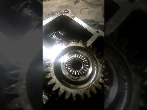 Ремонт компрессора ман