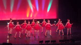 "Buffa's Dance Recital 2015 ""Conga"""
