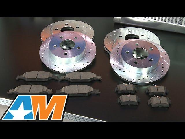 Power Stop Z23 Evolution Sport Brake Rotor & Pad Kit - Front & Rear (99-04  GT, V6)