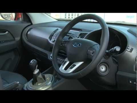 Kia Sportage review | MotorTorque.com
