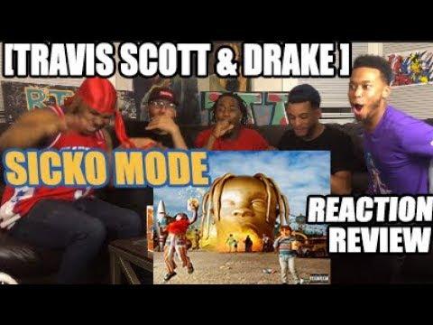 TRAVIS SCOTT FT DRAKE - SICKO MODE REACTION/REVIEW ASTROWORLD
