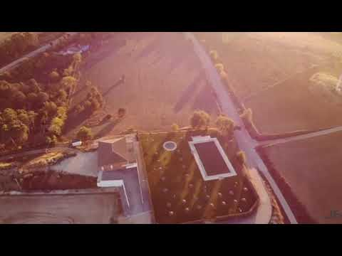 Santorcaz a vista de dron