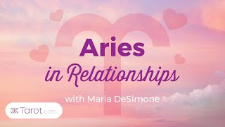 Aries In Relationships & In Bed