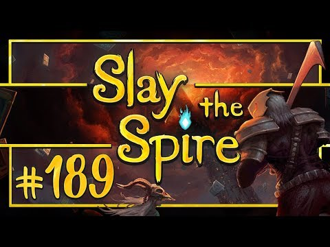Let's Play Slay the Spire: DEADLY POISON - Episode 189