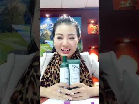 Lan cave - Diễn Viên Thanh Hương khen ngợi về bộ dầu gội xả gừng Weilaiya