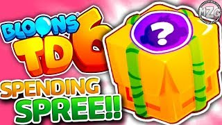 Bloons TD 6 Gameplay Walkthrough - Episode 3 - Striker Jones Hero