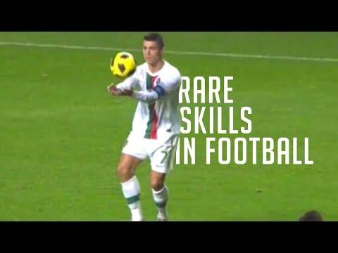 10 Rare Skills We See in Football ● HD