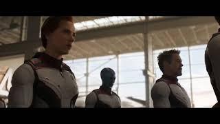 Avengers Endgame trailer 26-April-2019 in theatres
