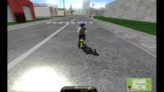 Safety Driving Gameplay and Commentary