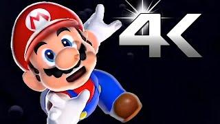 Super Mario 3D World + Bowser's Fury Opening Cutscene (4k Ultra HD)