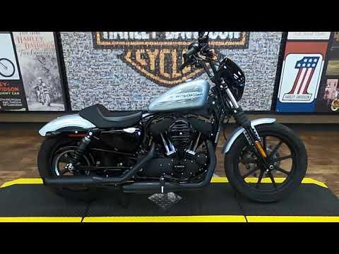 2020 Harley-Davidson Sportster XL1200 Iron 1200