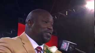 2013 Hall of Fame Inductee: Warren Sapp Hall of Fame Enshrinement Speech