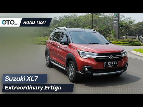 Suzuki XL7 | Road Test | Extraordinary Ertiga | OTO.com