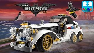The LEGO Batman Movie Game - The Penguin Arctic Roller Part 15