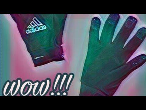 Review de guantes para jugador de futbol!!( no de portero)