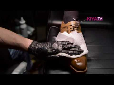 Gordon & Bros Ink –Individuelles Schuhdesign mit Tattookunst