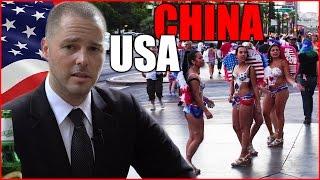 China vs. America