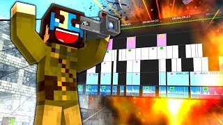 Minecraft - Behind the Scenes! #2 (Heroes & Generals)
