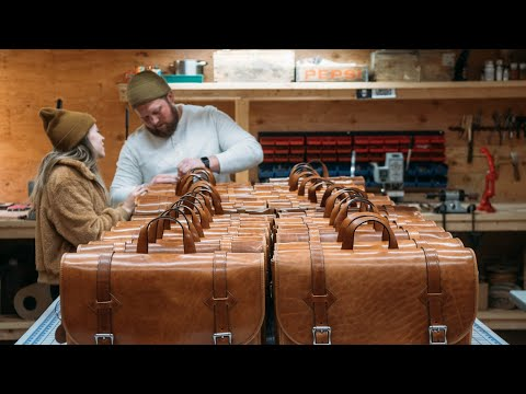 """""""Start Selling Your Leatherwork"""" Online Course - Stock and Barrel #leathercraft"""