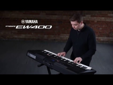 Yamaha psr ew400 digital keyboard pmt online for Yamaha psr e453 specs