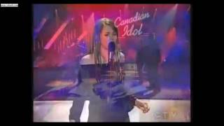 Carly Rae Jepsen - Waiting In Vain (Top 14 Canadian Idol 5)