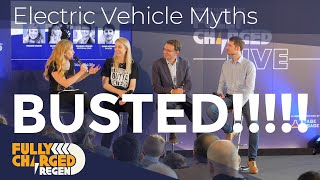 Electric Vehicle Myths BUSTED!