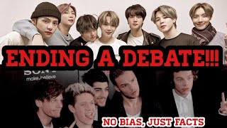 Who is better 1d or bts