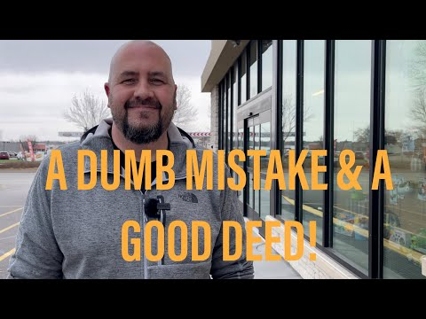 Loss Prevention Training: A Dumb Mistake and A Good Deed ...