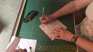 Making Half Square Triangles the Easy Way