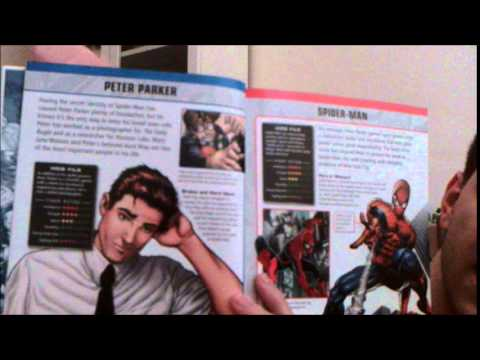 Spider-Man Character Encyclopedia Review
