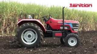 Mahindra Arjun Novo tractor | Driven | Special Feature | ZEEGNITION