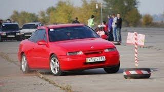 Слалом, Opel Calibra