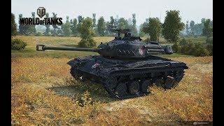 ЛУЧШИЕ РЕПЛИ НЕДЕЛИ: leKpz M 41 90 mm GF - БЕШЕНЫЙ ЧЁРНЫЙ БУЛЬДОГ [World Of Tanks]